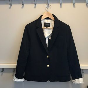 Banana Republic blazer with gold buttons sz 8